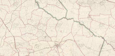Abbey Ordnance Map
