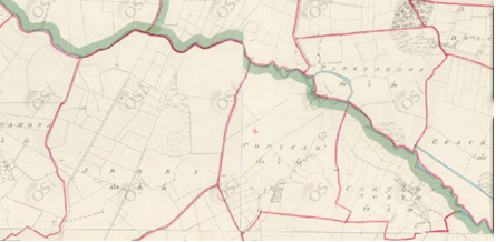 Conicare OS map