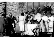 Bishop Cassidy visits Kilnalahan