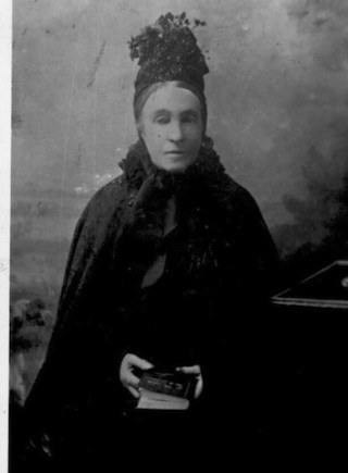 Mary Anne McDonagh Nevin; Great Grandmother of John Holohan and Great Grandaunt of Vincent McDonagh Abbey