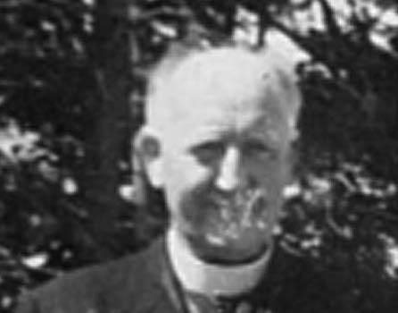 Fr John Fahy Curate in Abbey from 1959 to 1969