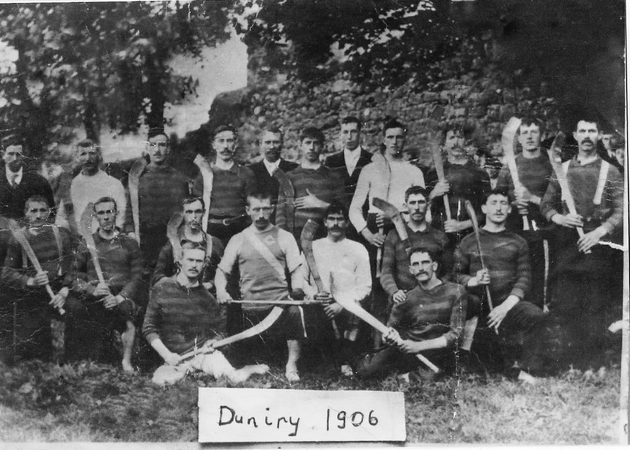 Duniry Team 1906