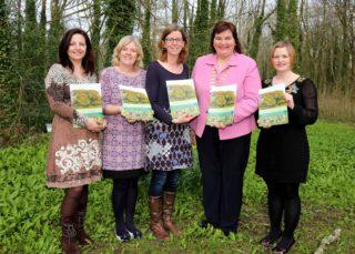 Elaine O'Riordan, Marie Mannion, Janice Fuller, Mary Hoade Cllr., Miriam Stewart