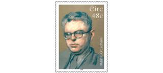 Máirtín Ó Cadhain Stamp | CC BY-NC-ND