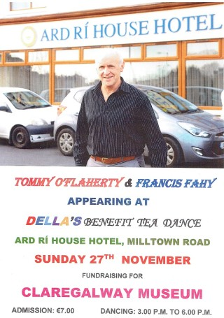 Tom O Flaherty and Francis Fahy Poster | Delan Dolan