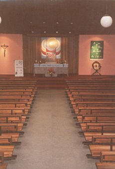 New Church - Inside | CgH&CS, CC BY-NC-ND
