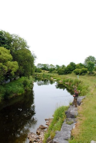 The Clare River | claregalway.info CC BY NC-ND