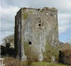 Claregalway Castle 1990's | Brian T McElherron
