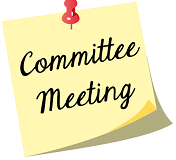 Committee Mtg Icon Yellow