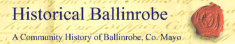Historical Ballinrobe Website link