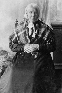 Bridget Qualter nee Lenehan 1837-1923. Widowed in 1880. | Bernadette Redmond CC BY-NC-NC