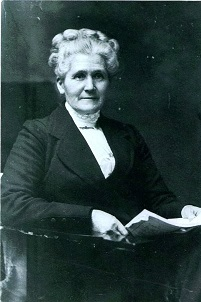 Catherine Fletcher nee Qualter 1859-1948. Widowed 1948. | Bernadette Redmond CC BY-NC-ND