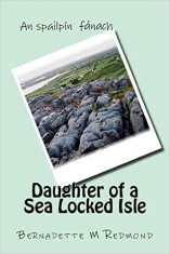Daughter of a Sea Locked Isle Book Cover