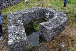 Caherbroder Holy Well. | Christy Cunniffe