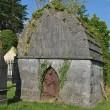 The Miller mausoleum