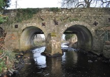 Woodford bridge