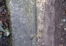 Thirteenth-century graveslab