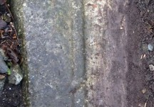 Claregalway graveslab