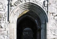Clontuskert Abbey