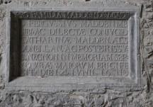 O'Madden plaque