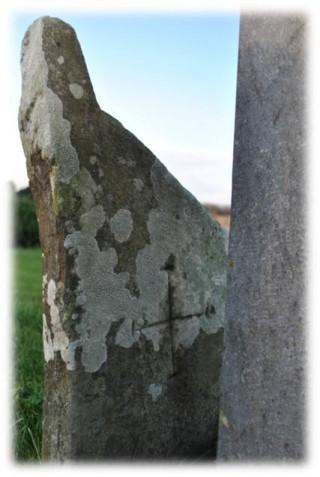 Simple cross slab | Christy Cunniffe