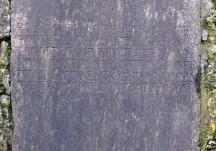 Priests graveslab