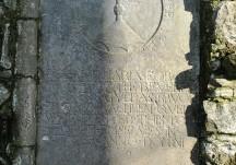 Broder & Quely graveslab