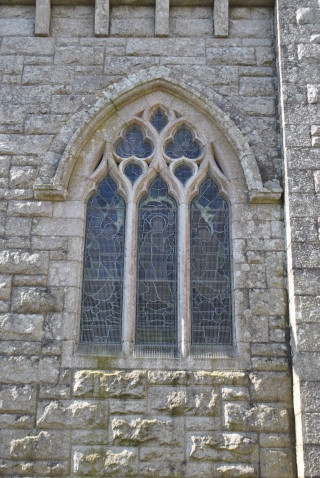 Late medieval style window | Christy Cunniffe