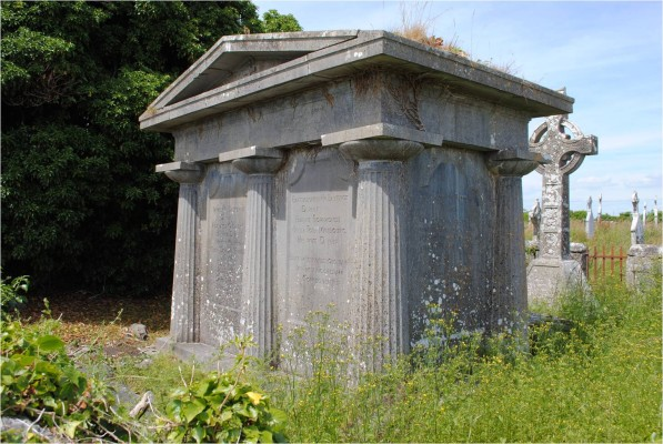 De Basterot Mausoleum   Christy Cunniffe