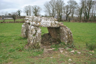 Kilcrimple wedge tomb | Christy Cunniffe