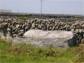 Dew Tank on Inis Meain  | Christy Cunniffe