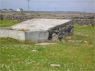 Dew Tank Inis Meain | Christy Cunnife