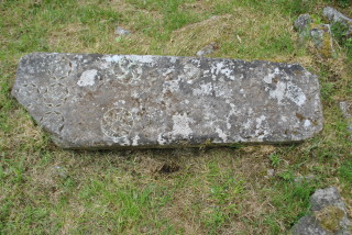 Tapered graveslab   Christy Cunniffe