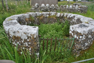 Kilconnell Friary Well | Christy Cunniffe