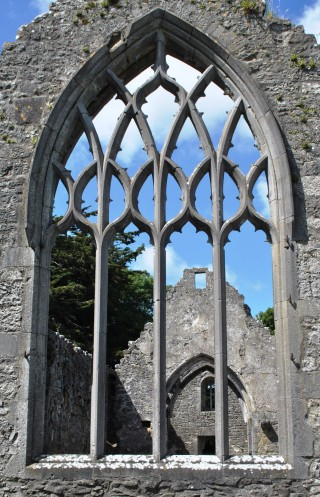 East Window Portumna Dominican Priory | Christy Cunniffe