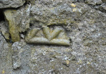 Fragment of chevron