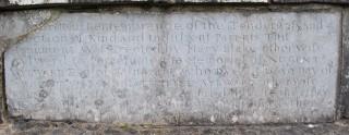 Aylward Tomb | Christy Cunniffe