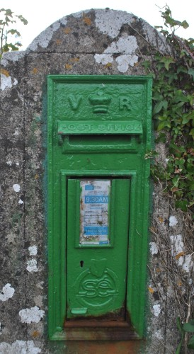 Post Box | Christy Cunniffe