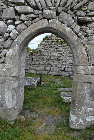 Late medieval doorway | Christy Cunniffe