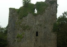 Aille Castle.