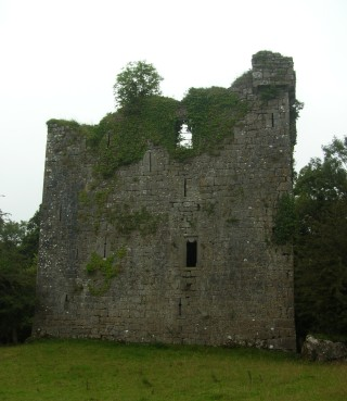 Aille Castle | Christy Cunniffe