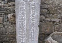 Kilcorban tapered graveslab