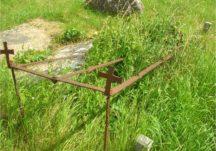 Graveyard ironwork mort-safe