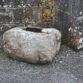 Ballinakill bullaun stone