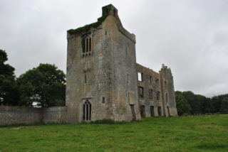 Castltaylor towerhouse.  | Christy Cunniffe