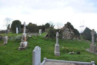 Tirnascragh medieval parish church   Christy Cunniffe