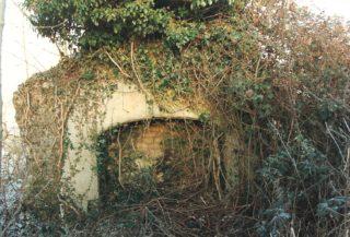 Vernacular Fireplace