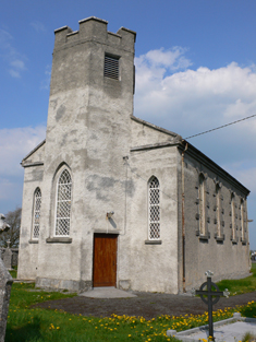 Church of Ireland church/  Courtesy of National Inventory of Architectural Heritage