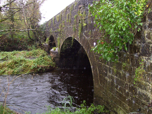 Castlereagh Bridge/ Courtesy of National Inventor of Architectural Heritage
