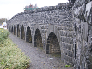 Claregalway Bridge/ Courtesy of National Inventory of Architectural Heritage